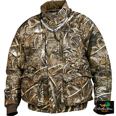 2f03777d4264b DRAKE WATERFOWL SYSTEMS LST DOWN COAT JACKET WITH MAGNATTACH MAX-5 MEDIUM