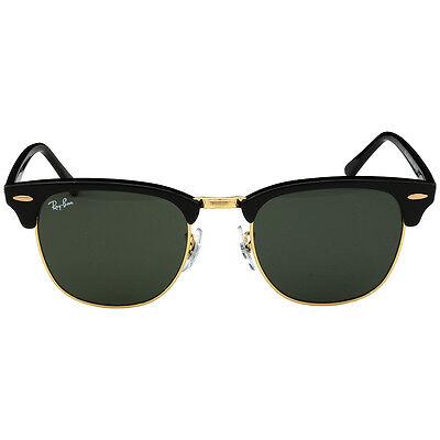 Ray Ban Plastic Frame Green Lens Unisex Sunglasses RB3016 W0365 51