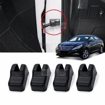 Door Striker Cover 4pcs for 2012 2013 2014 2015 2016 Hyundai i30 Elantra GT