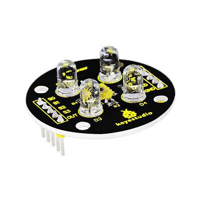 Keyestudio Tcs3200 230 Color Recognition Sensor Detector Module For Arduino Uno