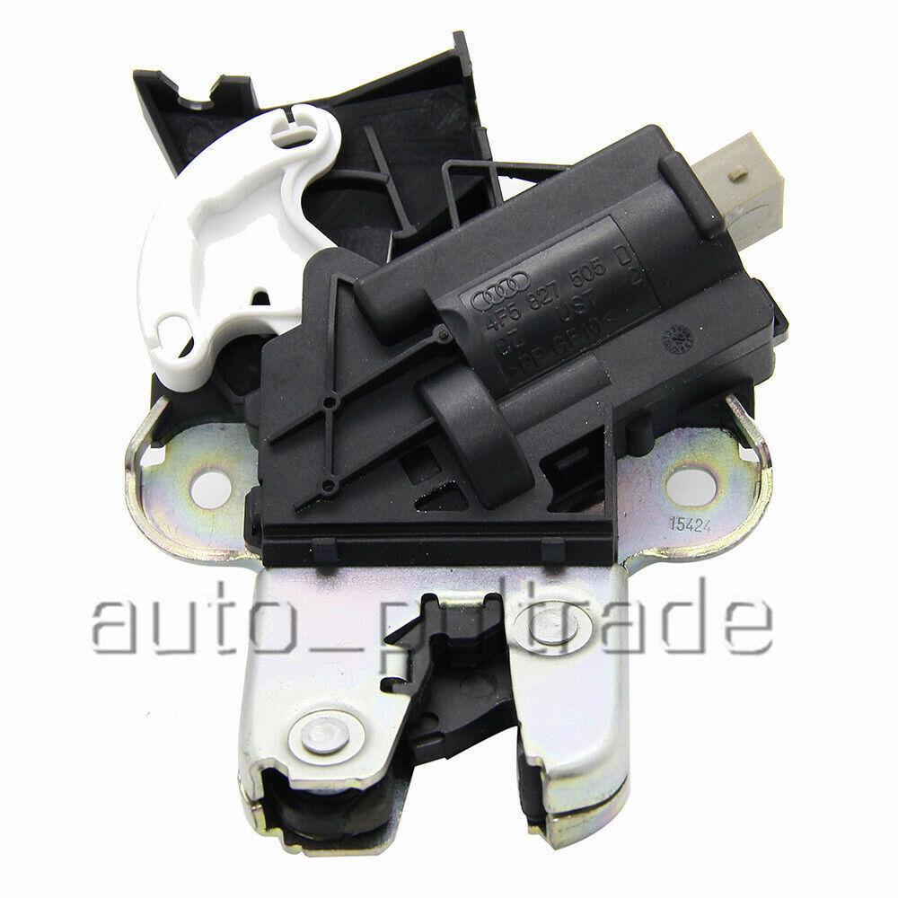 AUDI A4 2004-2015 A5 A6 A8 TAILGATE BOOT TRUNK LOCK LATCH