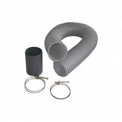 Dayton 3aa34 Hose Extension Kit For Use With Single-stage Two-stage Dust Co