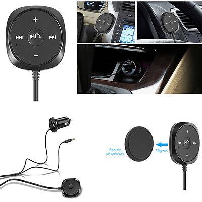 Auto Audio Bluetooth Receiver Zigarettenanzünder Kit USB Ladegerät MP3 Player
