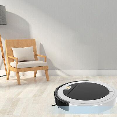 ROBOT ASPIRAPOLVERE LAVAPAVIMENTI VACUUM CLEANER TELECOMANDO + PANNO