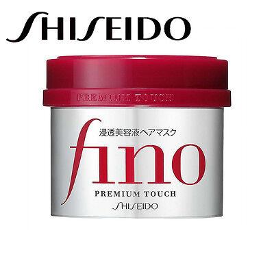 fino☆SHISEIDO Japan-Premium Touch Hair Treatment Essence Mask 230g,JAIP