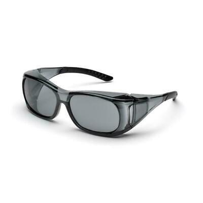 Elvex Delta Plus Ovr Spec Ii Safetyshooting Glasses Over The Spectacle Grey