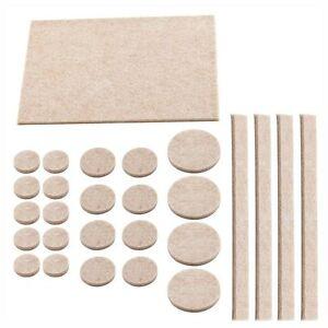 Large Heavy Duty Felt Pads Self Adhesive Sticky Wood Floor