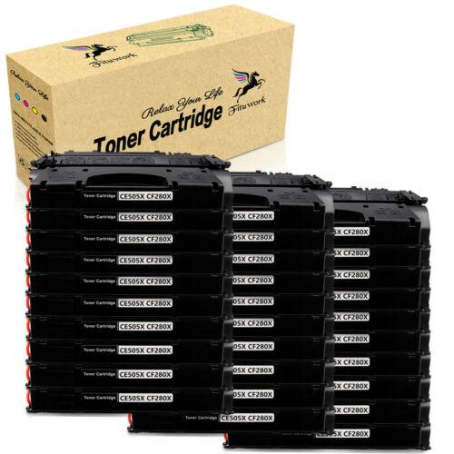 CF280X 80X Toner Cartridge for HP LaserJet Pro M401dw M401n