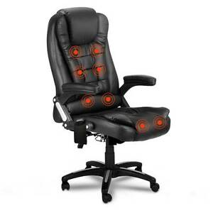 Brand New: 8 Point Massage Executive PU Leather Office Computer Sydney City Inner Sydney Preview