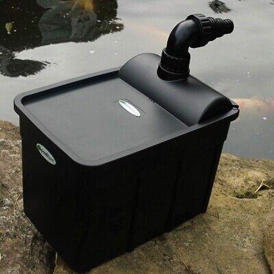- Pondxpert FiltoBox 800 Gallon (3000 Liters) Non UVC Water Garden Pond Filter