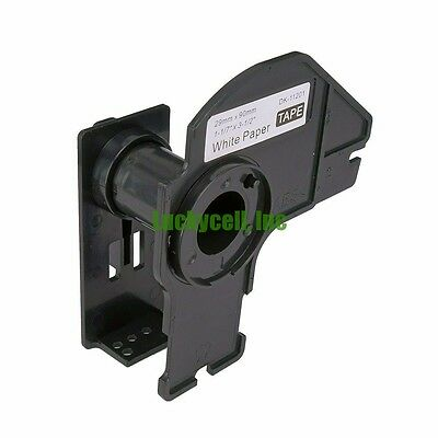 1 Cartridge For Brother Dk1201 Address Label Ql 500 550 570 580n 650td 700 1050