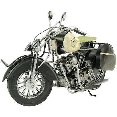 XXL Modell Motorrad Standmodell Metall Deko
