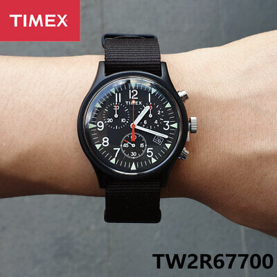 TIMEX TW2R67700 Expedition Mk1 Aluminum Chronograph Men