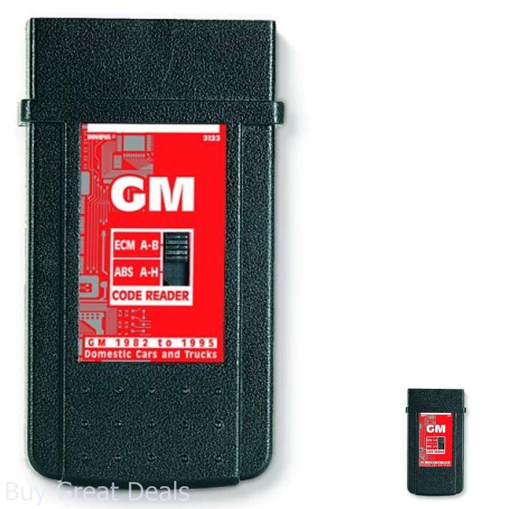 3123 Gml Obd1 Code Reader Scanner Innova Electronics To