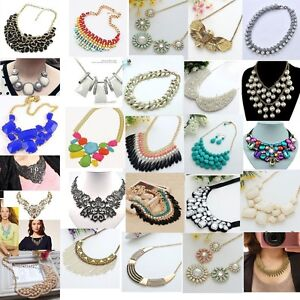 Hot-Selling-New-Fashion-Mixed-Style-Bib-Necklace-41Style-U-pick