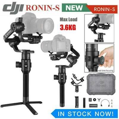 DJI Ronin-S Kit Palmare Gimbal 3 Assi Fotocamera Camera Stabilizzatore