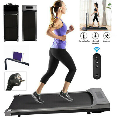 Electric Treadmill Running Walking Pad Machine Fitness Cardio Gym Exercise 2021