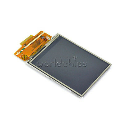 2.4 240x320 Spi Serial Tft Color Lcd Moduleili9341 Touch Panel Screen