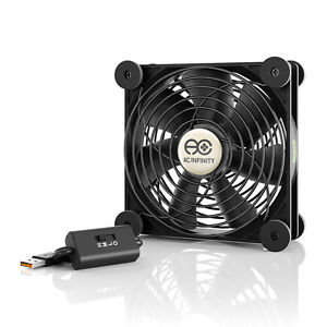 MULTIFAN-S3-Quiet-120mm-USB-Cooling-Fan-for-Receiver-DVR-Computer-XBOX-Cabinets