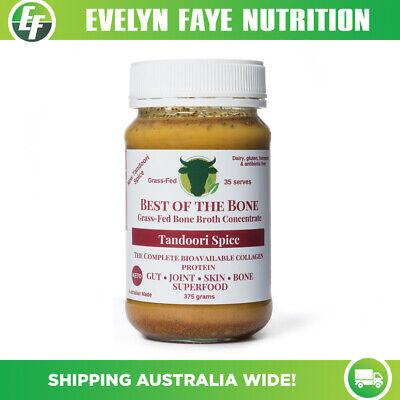 BEST OF THE BONE Grass Fed Bone Broth Concentrate - Tandoori Spice -