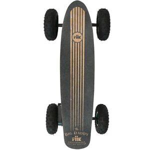 FiiK Big Daddy Electric Skateboard 1000W SLA Battery