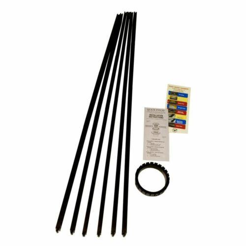 "Mark E Industries Quick-Pitch Kit QPK-101 ""GOOF PROOF SHOWER"""