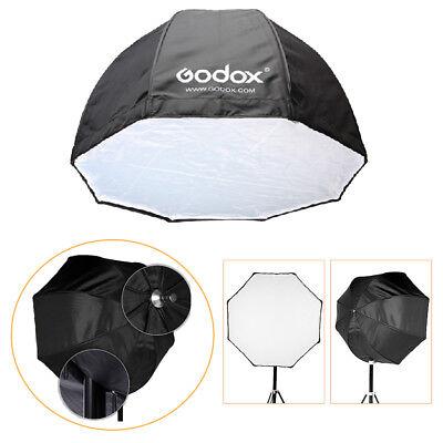 Godox Octagon Softbox 80cm /31.5in Umbrella Brolly Reflector for Speedlight