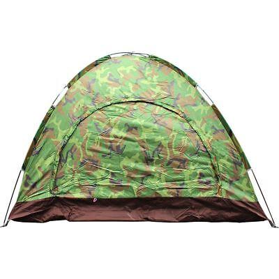 Campingzelt für 2 Personen Kuppelzelt Igluzelt 200x150x110 cm