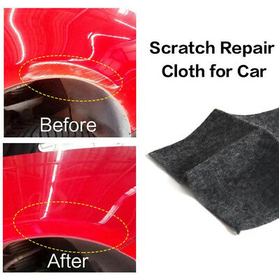 Auto Eraser - Car Auto Paint Repair Scratch Eraser Remove Removal Nano Cloth Cleaning Tools