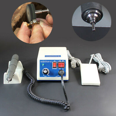 Dental Lab Electric Marathon Micromotor Polisher Unit N3 35k Rpm Handpiece