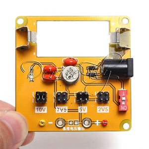 New-AD584-High-Precision-Voltage-Reference-Module-4-Channel-2-5V-7-5V-5V-10V