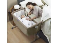 Chicco Next2Me Bedside Crib/ cot