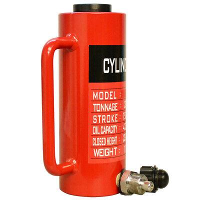 30 Ton Hydraulic Cylinder 5.90 150mm Stroke Jack Ram 235mm Closed Height