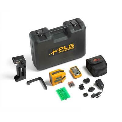 Pls 180g Rbp Kit Cross Line Green Laser Kit Wrechargeable Batt Pk