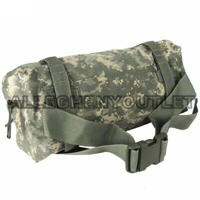 Military Issued ACU Molle II Waist Pack / Butt Pack, 8465-01-524-7263 Excellent
