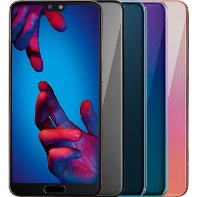 Huawei P20 128GB Android Smartphone Handy ohne Vertrag Leica Dual Kamera