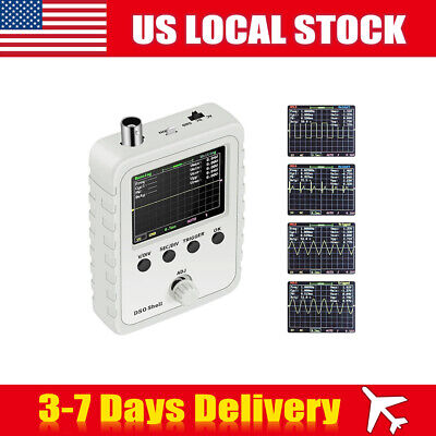 Ds0150 15001k Dso-shell Dso150 Digital Oscilloscope With Housing Full Assemble