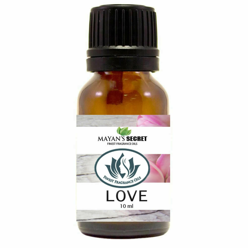 Mayan's Secret- Love- Premium Grade Fragrance Oil (10ml) Candle Making & Soap Making