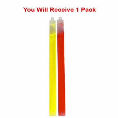 Glow Sticks Premium Emergency Roadside Light Sticks Non-Toxic  10 inch - Non Toxic Glow Sticks