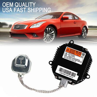 HID220L OEM Infiniti Q45 2005-2006 HID//Xenon Ballast Long Cord