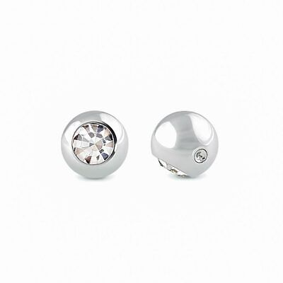Jeweled Replacement Captive Bead Ring Steel Ball - 3mm to 8mm - Price Per -