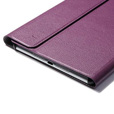 Ultra Slim PU Leather Cover Flip Folio Magnetic Stand Case for iPad Mini 1/2/3