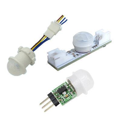 LED Light Smart Home IR PIR Infrared Body Human Motion Sensor Switch Detector Human Sensor