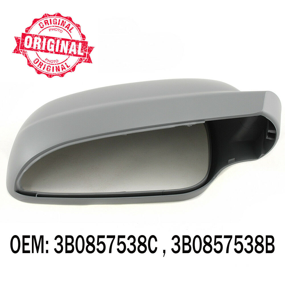Right Driver Side Heated Electric Wing Mirror Glass for SKODA SUPERB 2001-2005