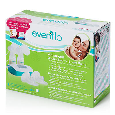 Evenflo Advanced  Double Electric Breast Pump #2951