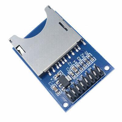 2pcs Slot Socket Reader Sd Card Module For Arduino Arm Mcu Read And Write