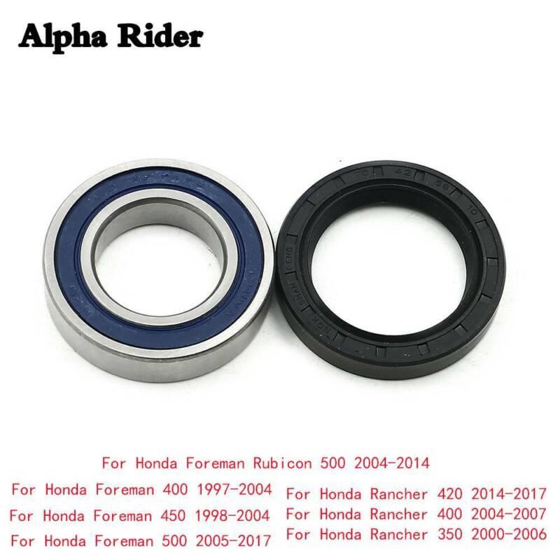 Honda Rear Left Wheel Axle Hub TRX350 400 450 500 Foreman Rancher Rubicon