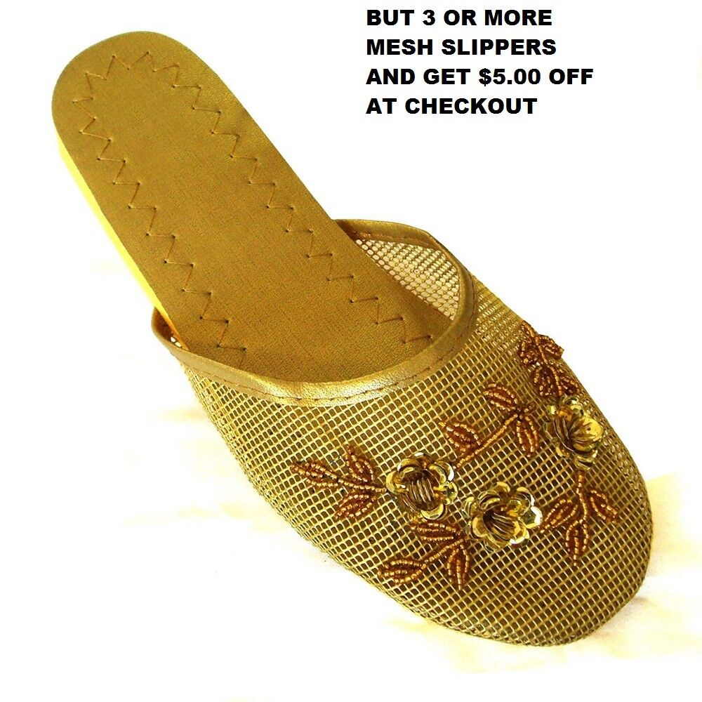 5e4a4446a31 Easy Women s Chinese Mesh Slippers ( 5.00 OFF WHEN YOU BUY 3 OR MORE)