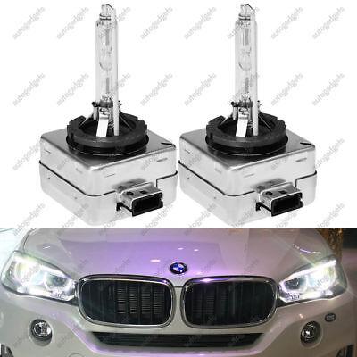 2x NEW OEM FOR BMW Xenon D1S BULBS HID HEADLIGHT LIGHT LAMP pn 63 21 7 217 509