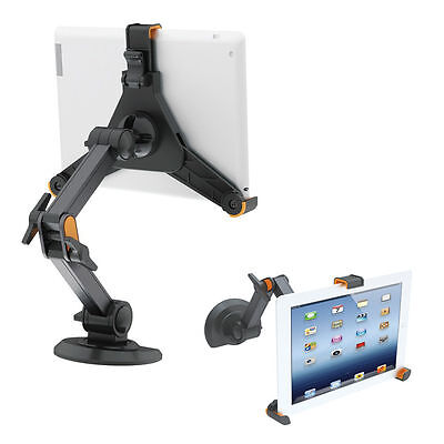 "Under Cabinet Wall / Desk Mount Stand 8.9 - 10.4"" Tablet iPad 4 3 2 1 Air Galaxy"